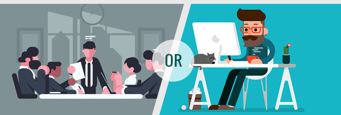 Wordpress Freelancer vs WordPress Development Company