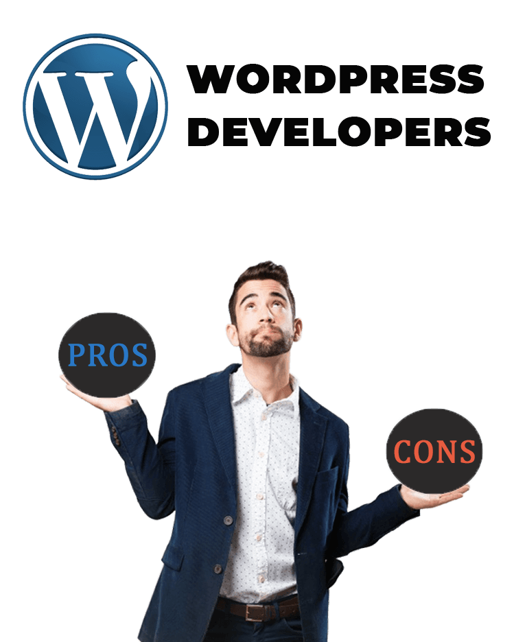 Pros & Cons of wordpress Developers