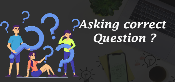 Asking Question