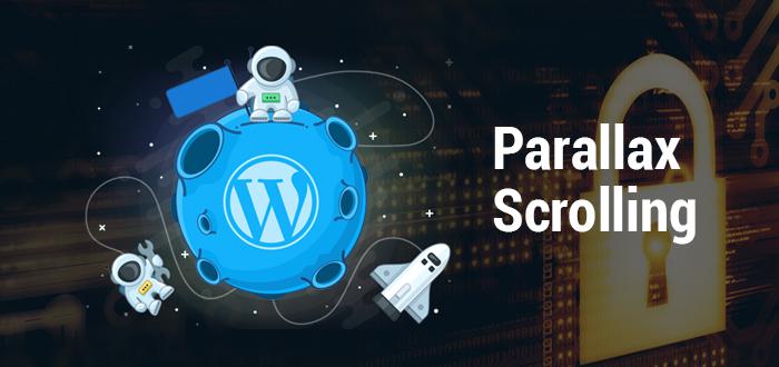 Create Parallax Scrolling