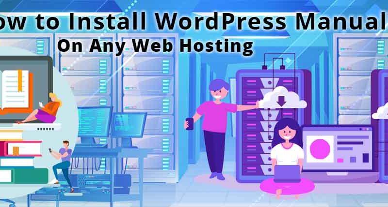 install wordpress on web hosting