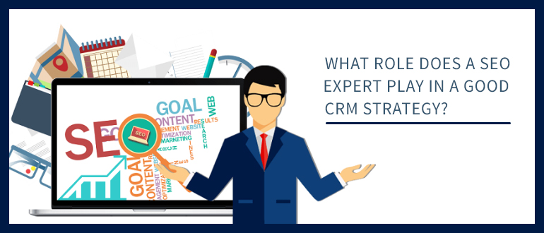 hire a seo expert for crm strategy