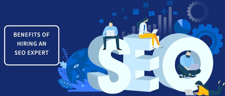 benefits to hire seo expert